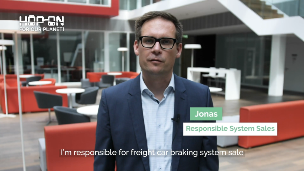 Hop on with Jonas – Responsible System Sales