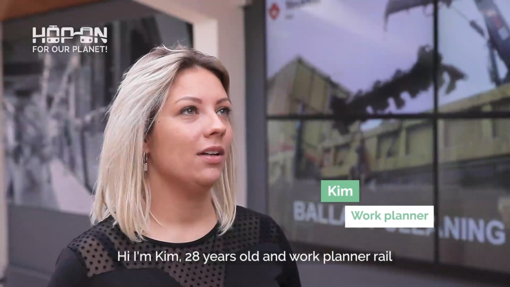 Hop on with Kim – Workplanner