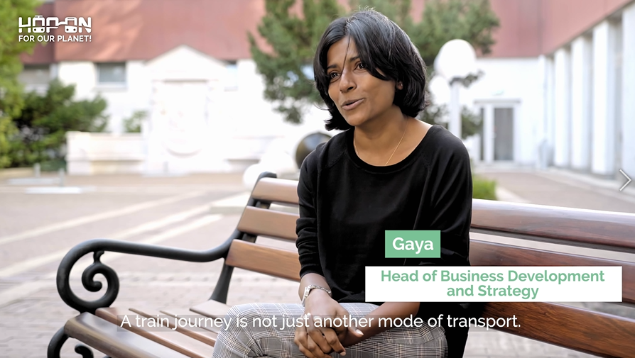 Hop on with Gaya – Head Business Development and Strategy